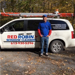 Jason Smith from Red Robin Window Cleaning